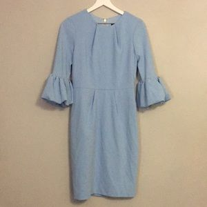 Betsy and Adam Baby Blue Dress Size 6